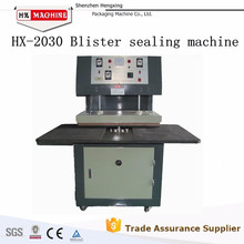 Blister Packing Machine For Kitchen Scourer/ Heat-Sealing Packing Machine