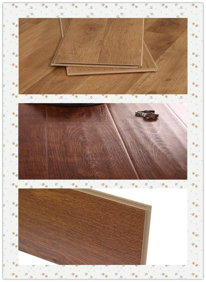 Hdf Ac3 Good Price Formaldehyde Free Laminate Floors 8mm