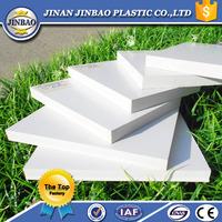 Non pollution white rigid insulation polyurethane foam sheet