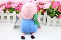 Детская плюшевая игрушка Toy Peppa Brinquedos , 23 4  0105