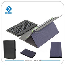 Bluetooth keyboard case for tablets