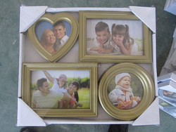 4 multi opening picture frame