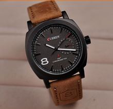 CURREN quartz watch men luxury brand,sports watch,waterproof men's watch leisure digital watch clock men