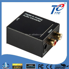 Digital to Analog Audio Converter Toslink Audio