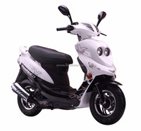 4 Stroke power scooter