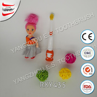 carton 3D baby toothbrush 3d kids toothbrush manufacturer