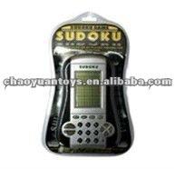 9 leves intellectual electronic sudoku machine GC88846688