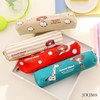 Cheap Pencil Case Wholesale, Vintage Cute Girls And Animals Printing Stationery Bags