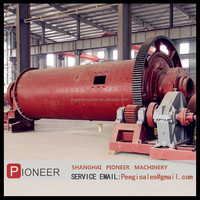hot sale Pioneer cone ball mill /grinding ball mill machine