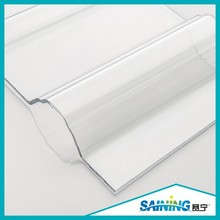 solid pc corrugated plastic panels