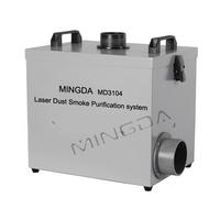 New vision system Smoke Purification Filter / Air Purification System / Dust and Smoke Absorber