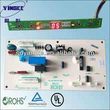 Thermostat pcba for refrigerated wine cabinet customized pcb design
