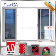 superhouse AS2047 standard double glass standard size professional sliding door