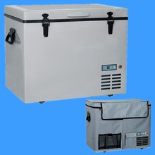dc compressor portable car refrigerator