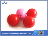 18mm colorful Acrylic beads Bubblegum beads