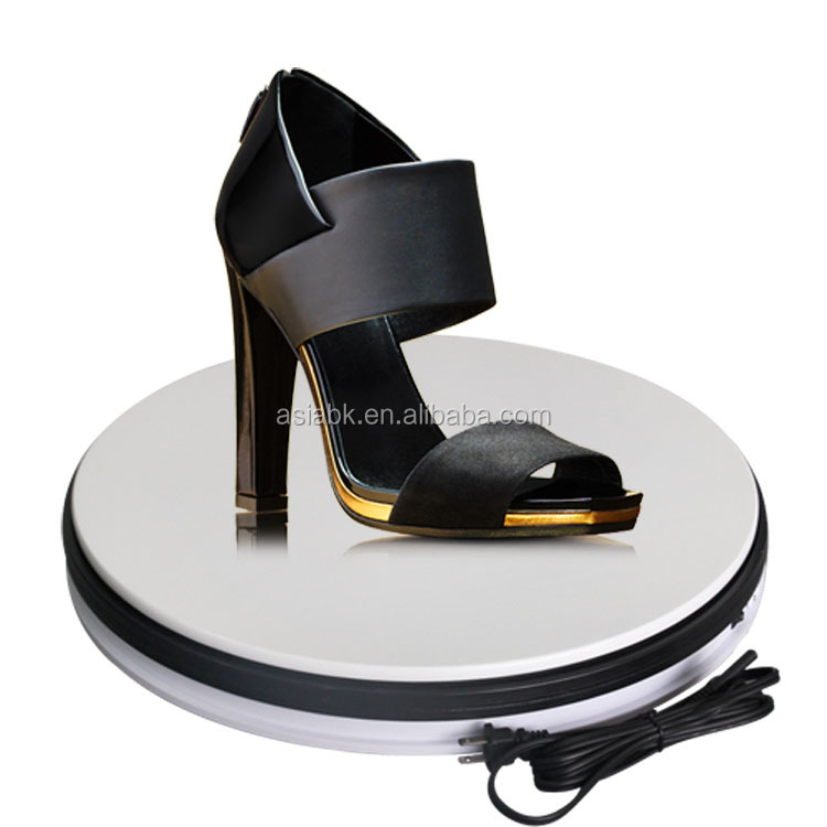 Wholesale show window product 360 rotary display turntable for Large motorized rotating platform