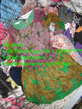 Premium second hand clothes used clothing in bales miami