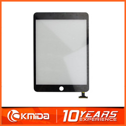 Wholesale for ipad mini touch +home button +adhesives