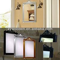 Venetian Style Antique Mirror Frame Table Decoration