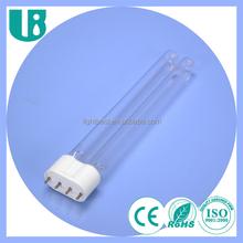 60 Watt HO 2G11 Compact UVC Light in bacteria killing machine