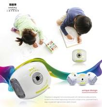 Kids drawing board & kids projector,preschool educational toys pocket projector