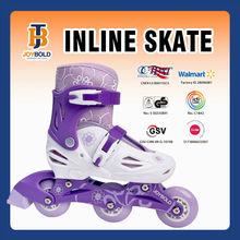 2015 New Children Game Wheel Skates, Inline Skates, Roller Skate Shoes JB1301 EN71-3 Certificate