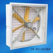 Negative Cool Air Fan/Negative exhaust fan / low noise wall window exhaust fan
