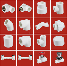 Supply Hot and Cold Water newest plastic valve ppr pipe fitting