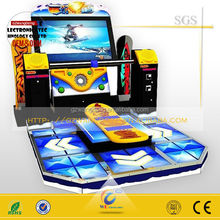Oriental dance after kids coin operated game machine-simulator game machine