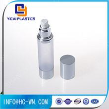 Más nuevo cosmética Airless uso de la botella, lujo botellas de cosméticos