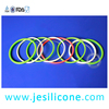 Extrusion food grade silicone sealing rings