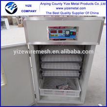 Fuente de la fábrica 440 huevos incubadoras de huevos de pollo venta / codorniz / incubadora avicultura nacedoras ( fábrica )