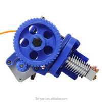0.3/0.35/0.4/0.5mm nozzle GT4 extruder with Stepper Motor Nema17 for Prusa Mendel 3D Printer