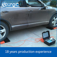 Electronic Truck Scale Portable Weighing Pads Axle Scale with Wireless good quality hot selling