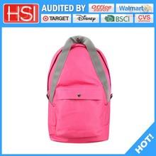 audited factory wholesale price magnificent pvc school bag