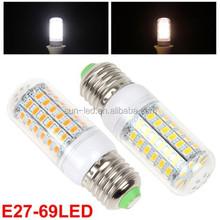 20W warm white /pure white E27 5630SMD led corn bulb led lamp 360 degree led corn light