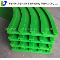Virgin UHMW-PE Chain Guide/Roller Chain/Belt/made in China