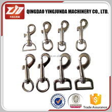 Small Eye Stainless Steel Metal Key Chain Snap Hook