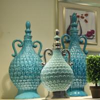 hot sale antique fancy vase jar