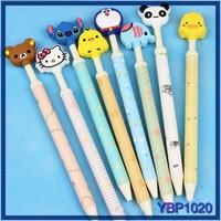 cute korean stationery free ball pen sample ballpoint pen manufacturer