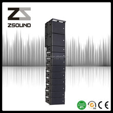 Single 8inch pro active line array speaker guangzhou