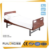 RC-052-11333 Wooden Hospital Used Furniture Electic Nursing Home Bed