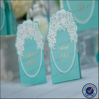 Wedding favors Korean european-style theme wedding blue candy box set joyful bag