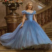 distributor required for india lily james cinderella costume
