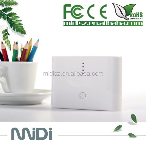 Mini Cheap Fast Charging Power Bank Steamed Bun 20000mAh