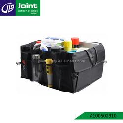 Hot Selling Auto Back Seat Folding Trunk Organizer SUV Truck Organizer Box 50*40*40cm