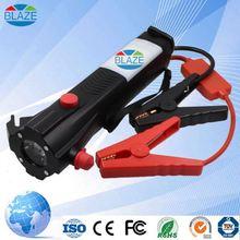 car emergency tool kit 12v 10000mah portable multi-function jump starter for car