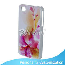 For Ipone 4 Blank Phone Case Sublimation Blank double cell phone case