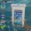 2015 universial mobile pvc waterproof phone bag/case/pouch