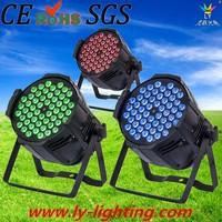 Stage Light 54 3w RGB 3in1 Par Led